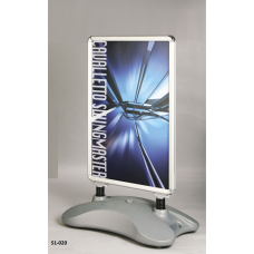 Outdoor poster stand # S1-020